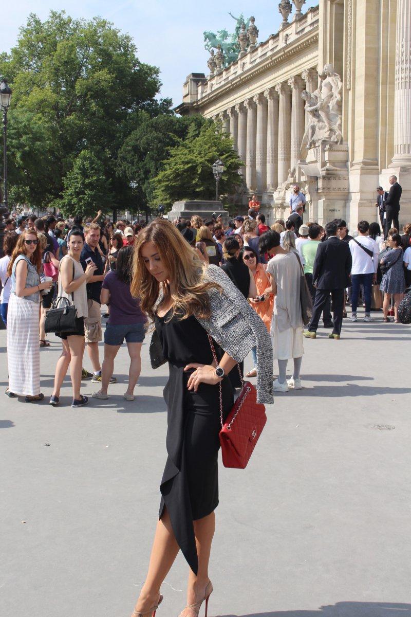 Chanel Haute Couture Show 2015