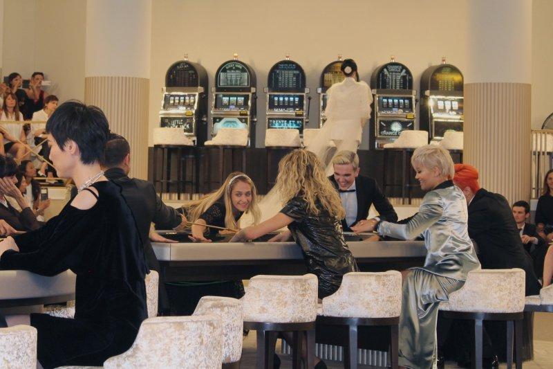 Chanel Haute Couture Rita Ora