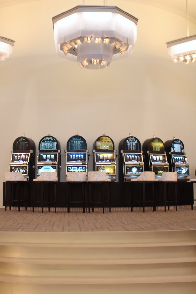 Chanel Haute Couture Slot Machines