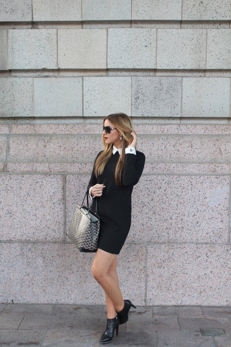 Black Dress Denver Union Station