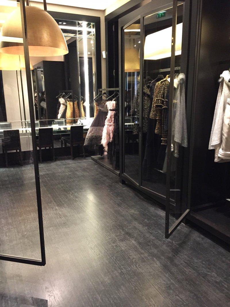 Chanel Haute Couture Presentation