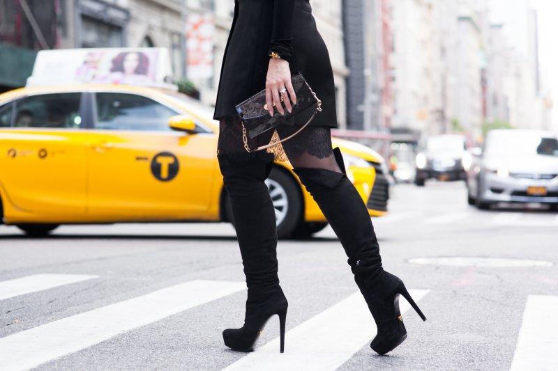 NYFW 2015 Fashion Blogger