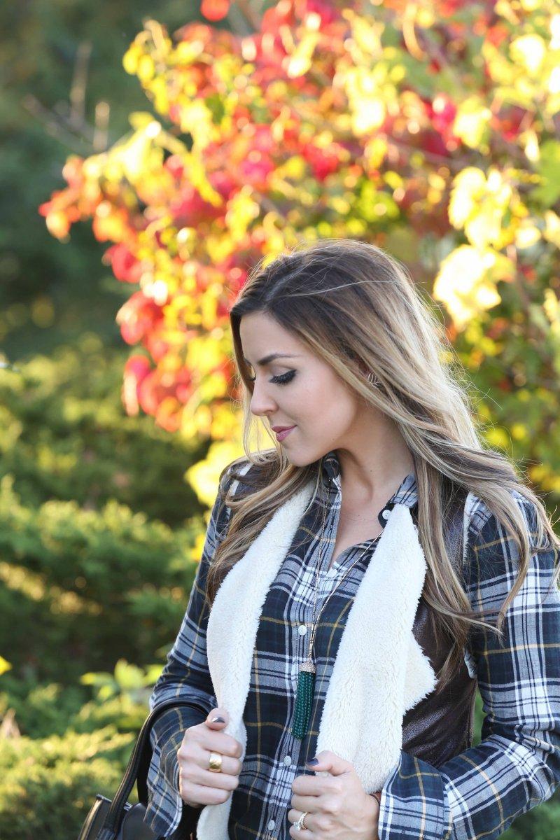 Fall Iowa Fashion Blogger Denver Style 2015