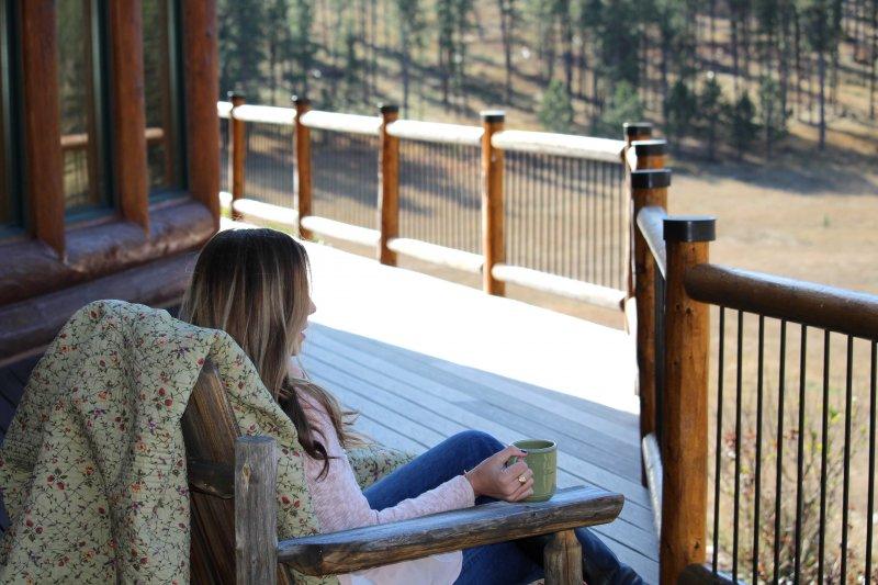 South Dakota Travel Blog Lifestyle Blogger Fall Fashion