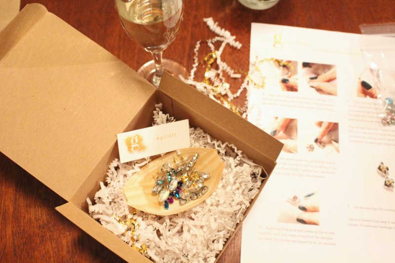 Gild Collective Holiday Blogger Party