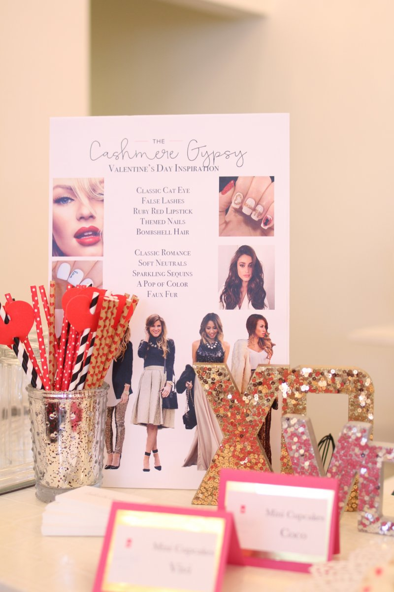 Fluff Blowdry Bar Denver Sips and Styles Event