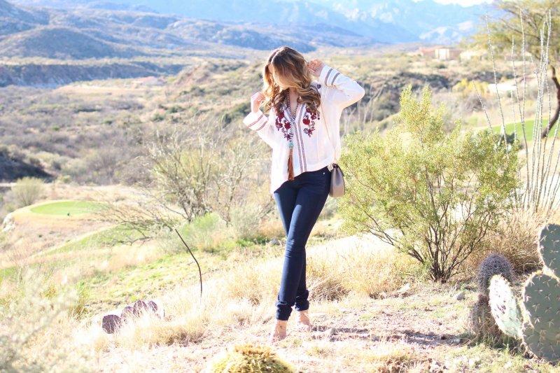 Arizona Boho Look