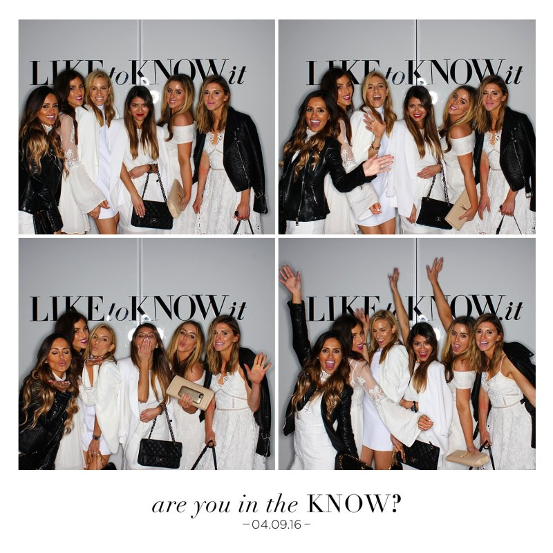 rewardStyle Conference LIKEtoKNOW:it Finale Party