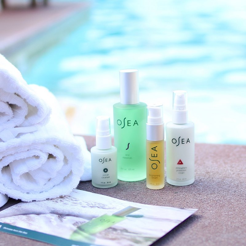 Osea Malibu Skincare Products