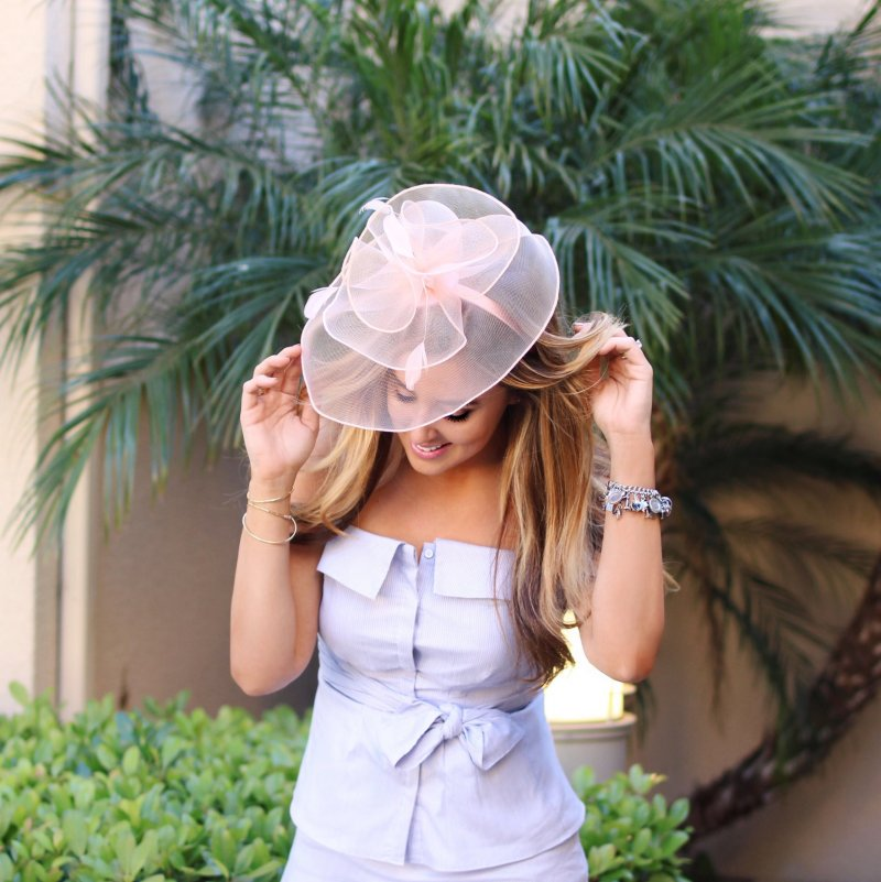 Blogger Kentucky Derby Outfit
