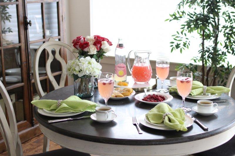 Raspberry Pink Lemonade Recipe