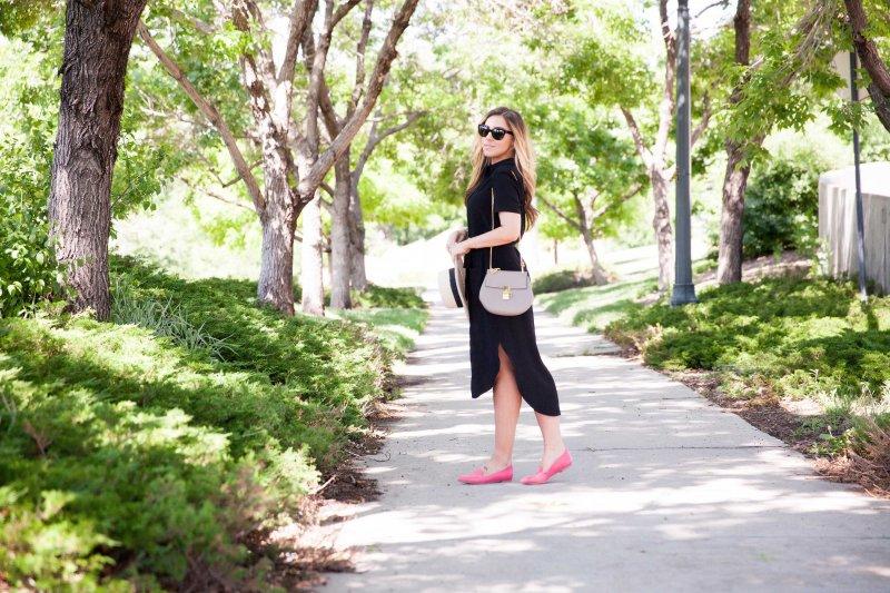 casual-black-dress-summer-2016