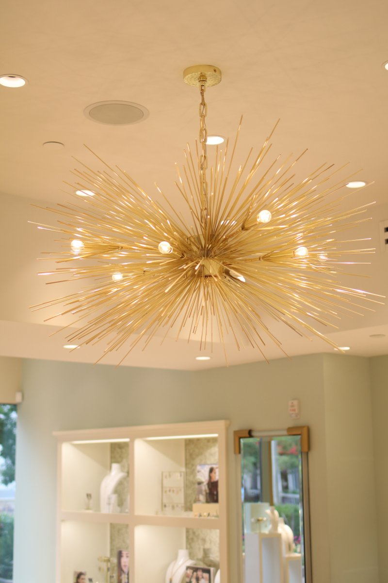 kendra-scott-decor-gold-light-fixture