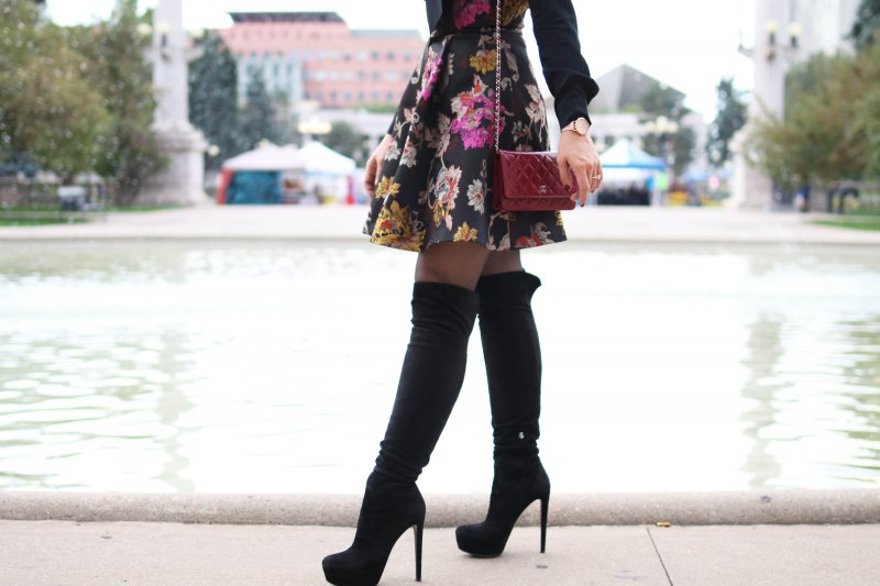 alice-and-olivia-floral-dress-otk-boots