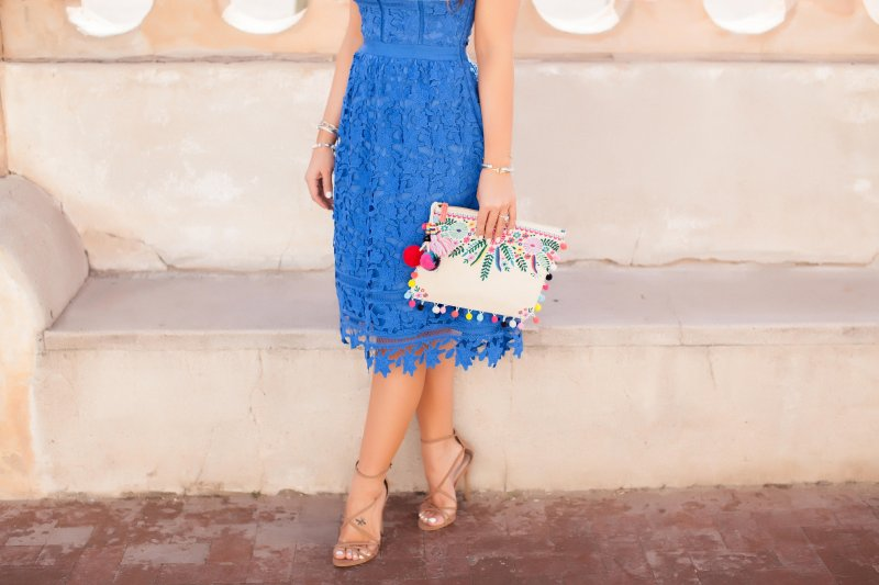 cornflower-blue-lace-dress