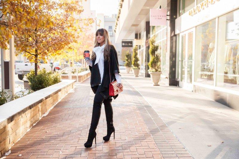 poncho-ootd-fashion-blogger