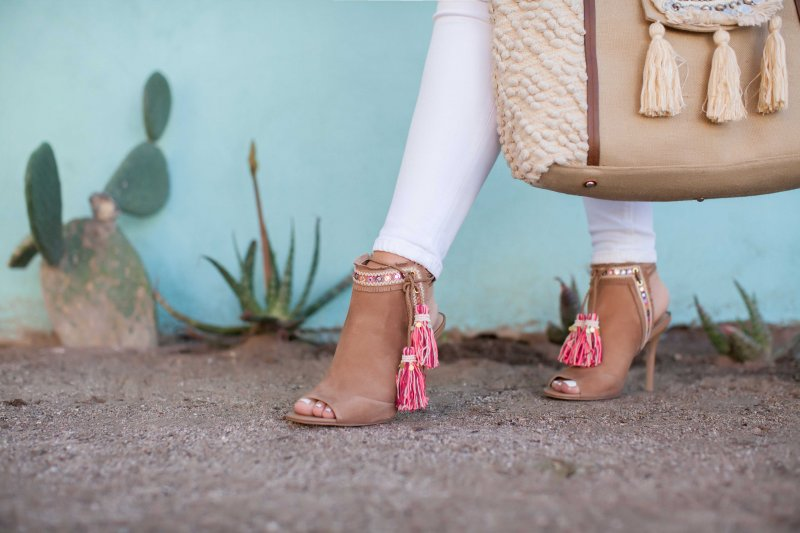 tassel-heels