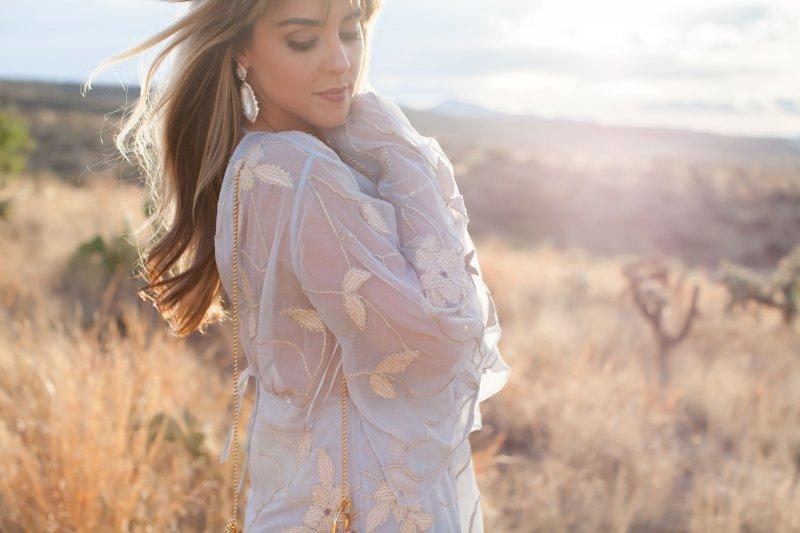 romantic-pale-blue-dress-blogger