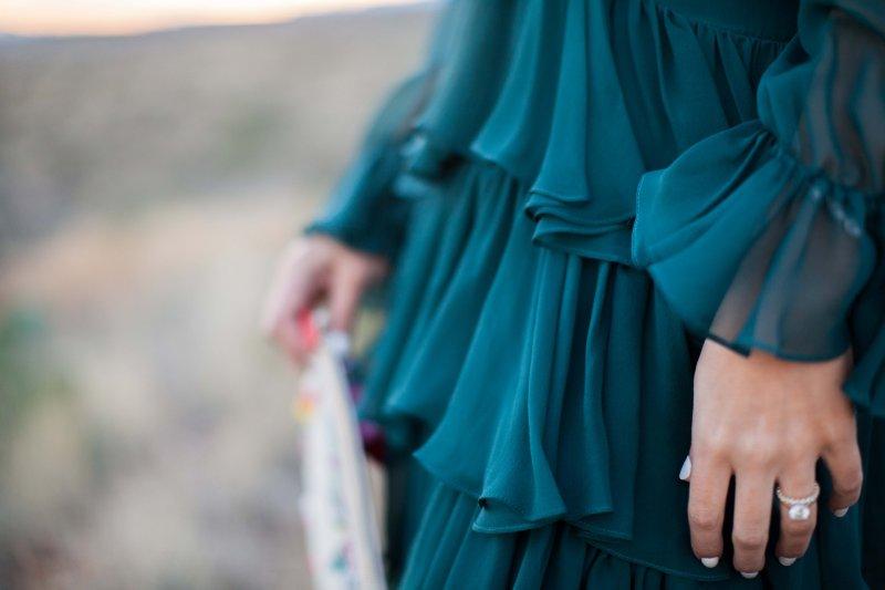 cinq-a-sept-silk-dress