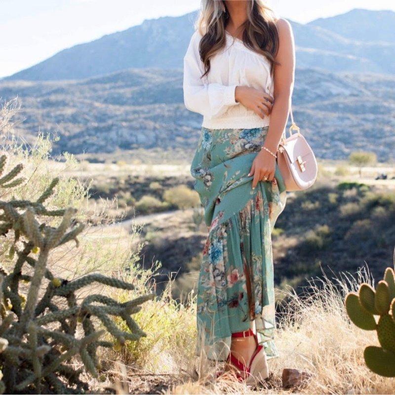 floral-maxi-skirt-2017