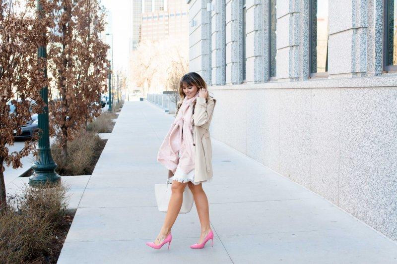 beige-tweed-dress
