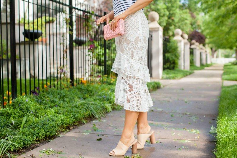 lace-ruffle-skirt-mules