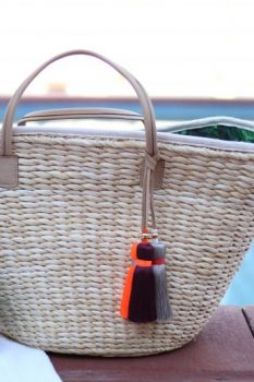 best straw beach bag