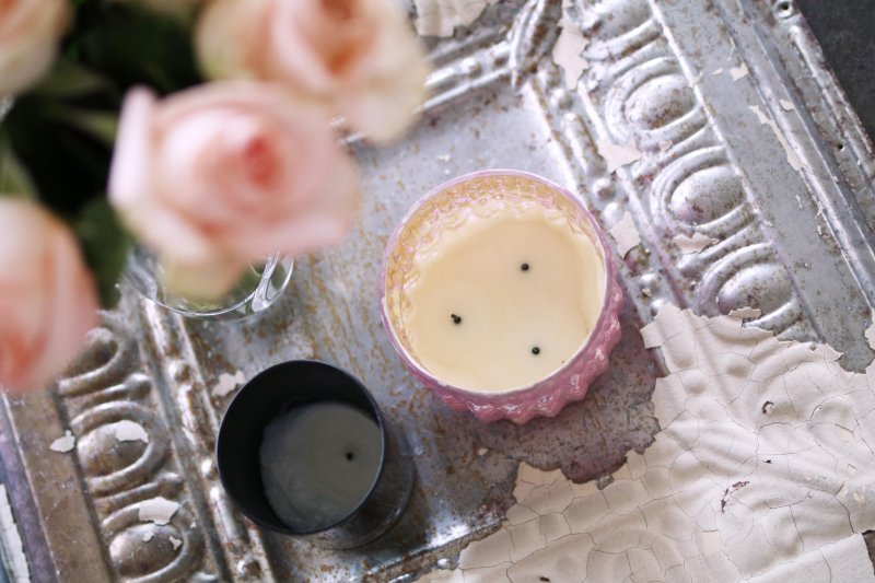 how to melt candles