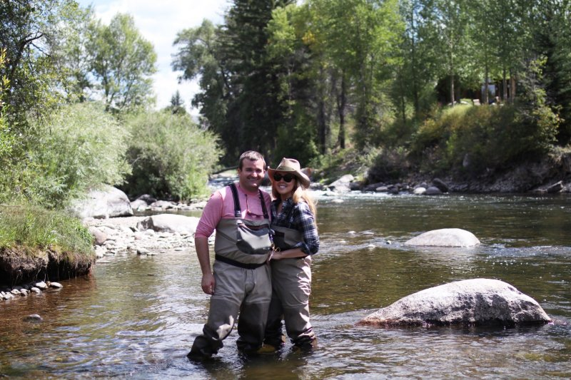 fly fishing colorado