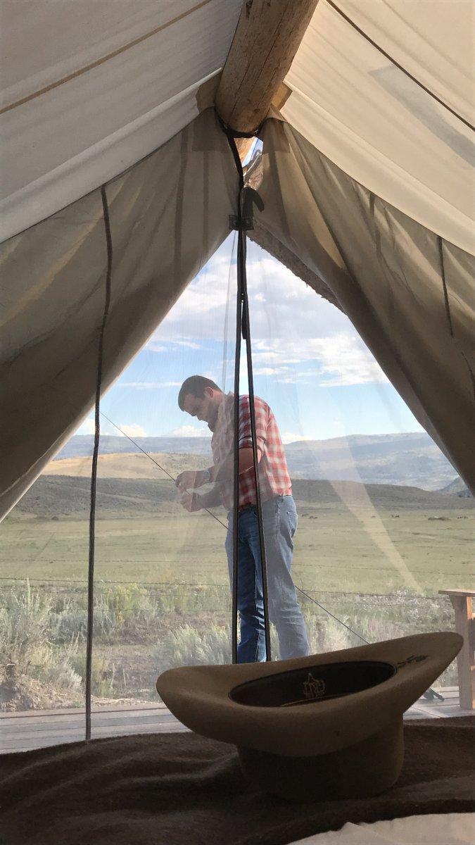 vail colorado camping