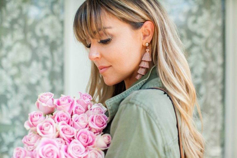 blush-pink-tassel-earring