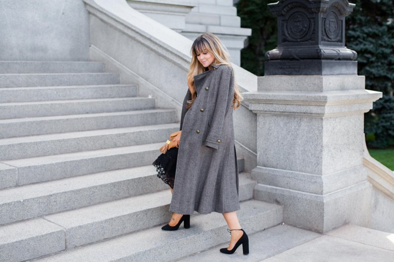 herringbone coat 2017