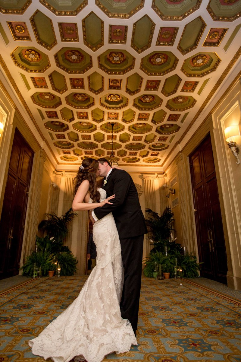 the breakers wedding reception