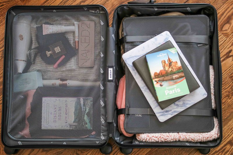 luggage organization tips