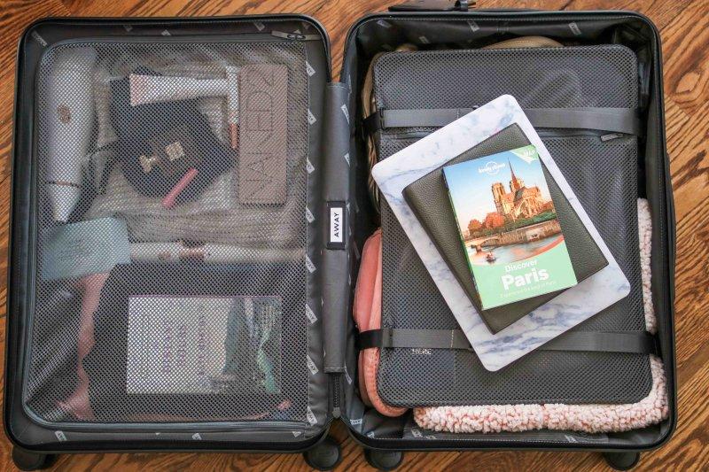 luggage organization tips