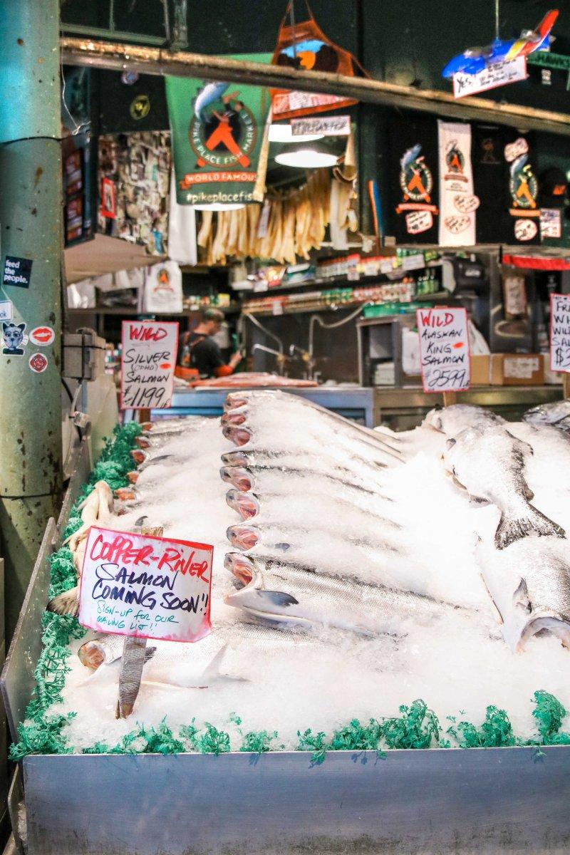 seattle fish market