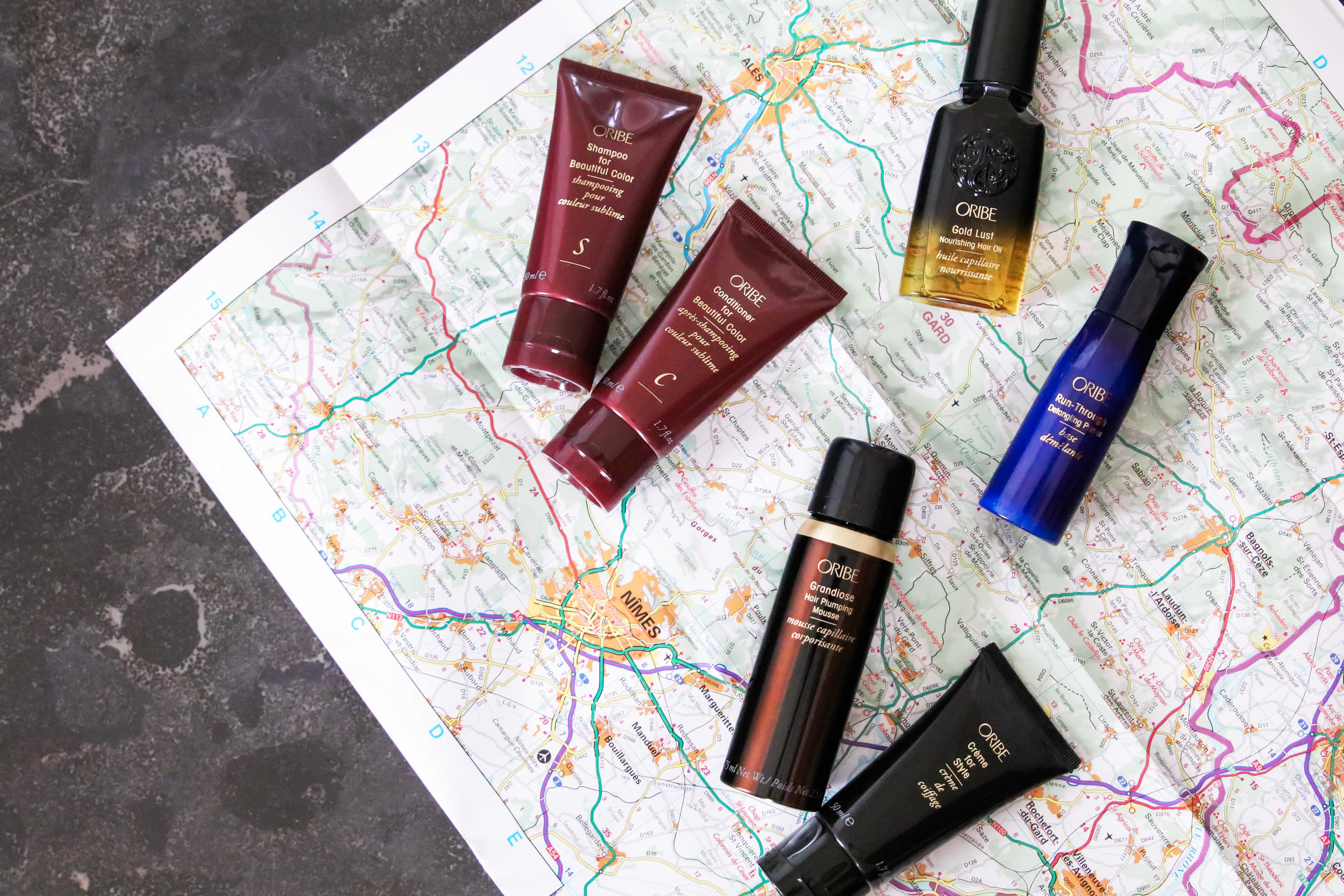 oribe travel products