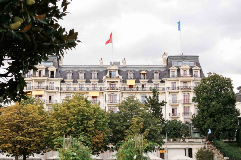 beau rivage hotel lausanne