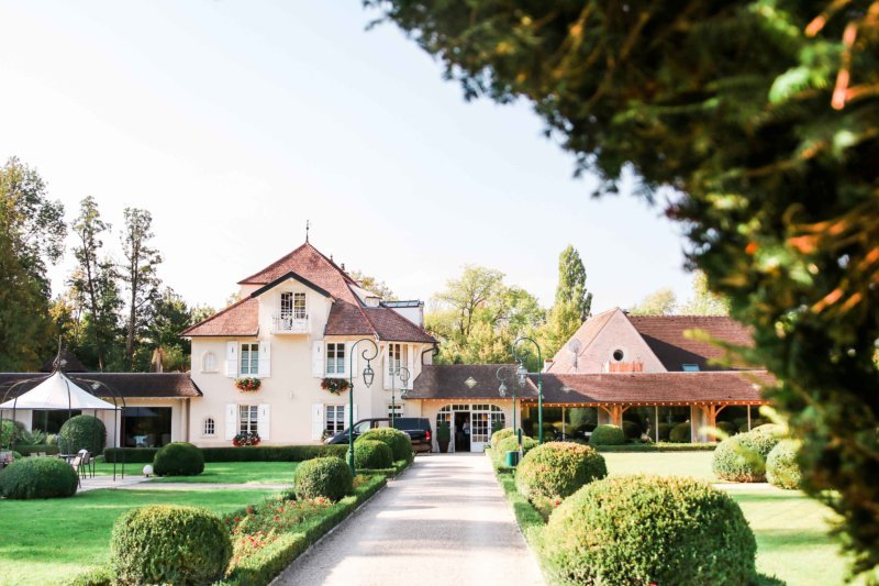best hotel in burgundy france
