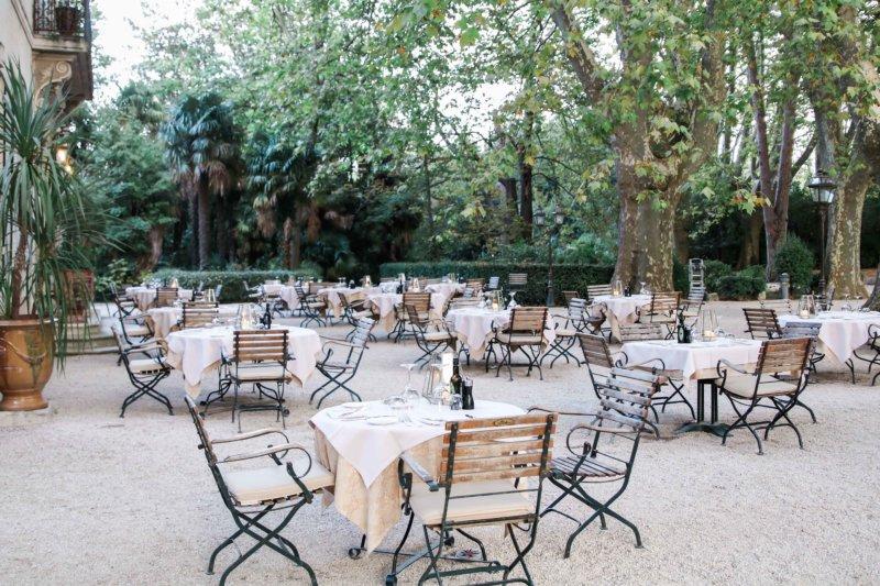 chateau d alpilles restaurant
