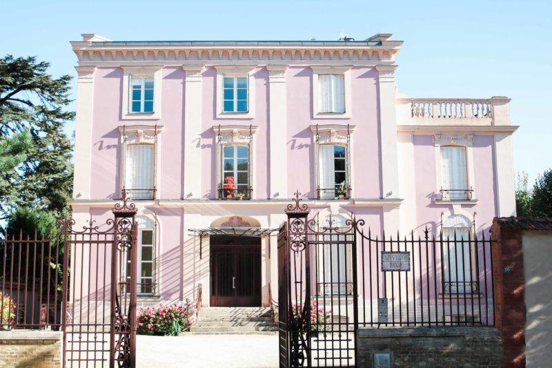 la villa rose epernay