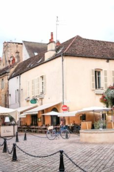 romantic french town